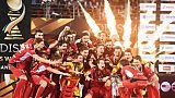Hockey sur gazon: les Belges champions du monde pour la 1re fois