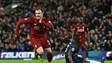 Angleterre: Liverpool s'affirme, Arsenal s'incline