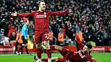 Klopp batte Mourinho,Liverpool torna 1/o
