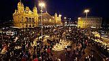 Nouvelle manifestation anti-Orban à Budapest, la grogne prend de l'ampleur