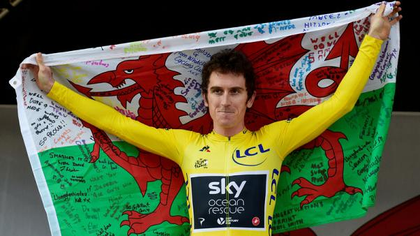 Cyclist Thomas voted BBC Sports Personality of the Year