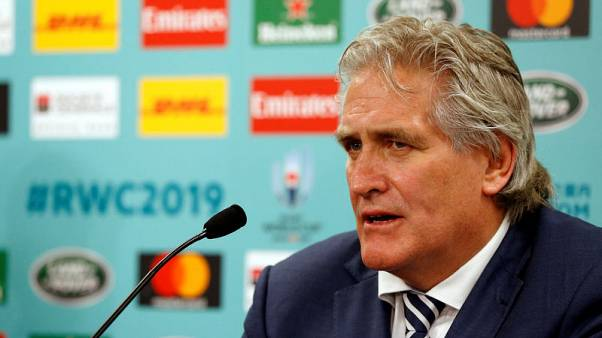 Australia appoint Johnson as director of rugby over Cheika