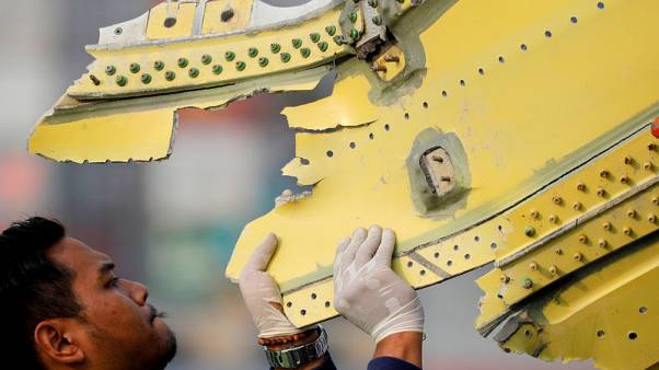 Hunt for Lion Air jet's black box delayed by bad weather