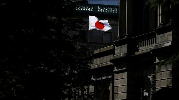 Japan's central bank to warn of rising growth risks, policy seen steady