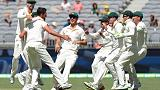 Australia five wickets away from winning second test
