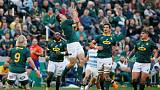 Springboks to meet Japan in World Cup warm-up