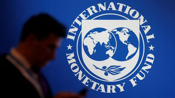 IMF says trade war already hurting Asia, may cut global growth forecasts