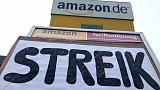 German union calls strike at Amazon warehouses
