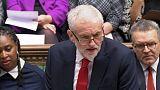 مصدر: زعيم حزب العمال البريطاني سيدعو إلى اقتراع على سحب الثقة من ماي