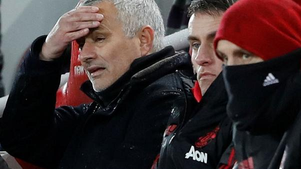 Mourinho faces no more action on abusive language charge - FA