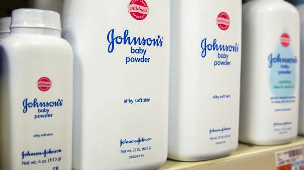 J&J shares extend losses; company defends Baby Powder as safe