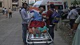 مقتل 6 أشخاص وإنقاذ العشرات بعد نشوب حريق بمستشفى في مومباي
