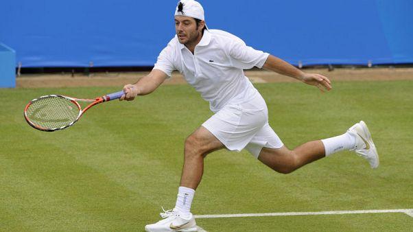Grosjean named France Davis Cup captain