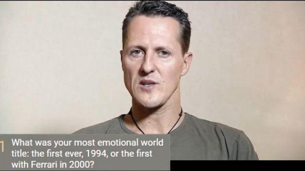 """Schumacher:Di Maio """"spero buona notizia"""""""