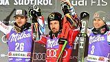 Ski Alpin à Alta Badia: Hirscher gagne aussi le Géant parallèle devant deux Français