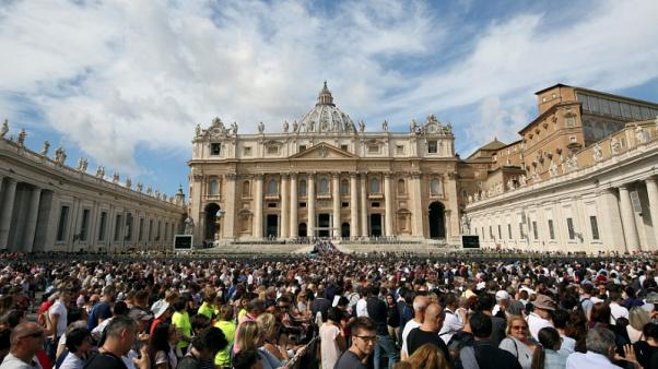 Somali man arrested in Italy after comments about attacking Vatican - police