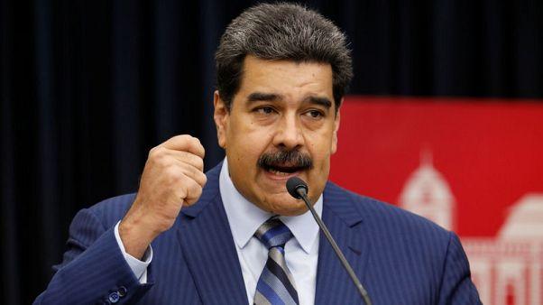 Maduro says Venezuela's civil militia grows to 1.6 million members