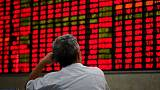 Asia shares sink as global growth worries deepen