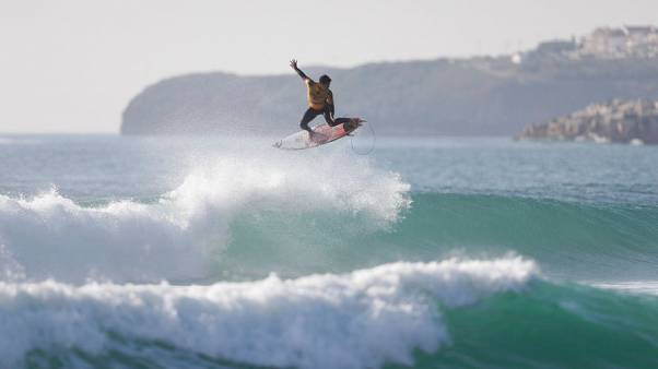Surfing - Brazil's Medina wins second world title and Pipe Masters