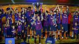 Yearender - One-horse races dominate club football as financial gap grows