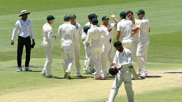 Australia level series against India with 146-run victory