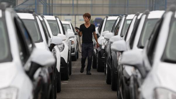 South Korea to provide $3 billion in financial support for troubled auto suppliers