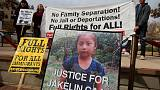 U.S. border agents will not speak to lawmakers about girl's death