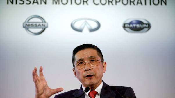 Nissan CEO plans one-on-one meeting with Renault boss in Amsterdam - sources