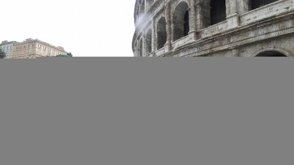 Parco archeologico Colosseo, nuovo logo