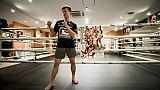 "Le champion de kickboxing japonais Tenshin ""Ninja Boy"" Nasukawa veut surprendre Mayweather"