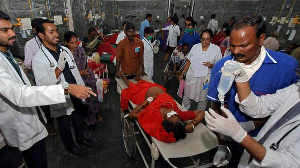 Deadly pesticide in temple food that killed 15 in India