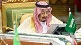 العاهل السعودي يعد بإصلاحات اقتصادية في كلمة لإعلان الميزانية