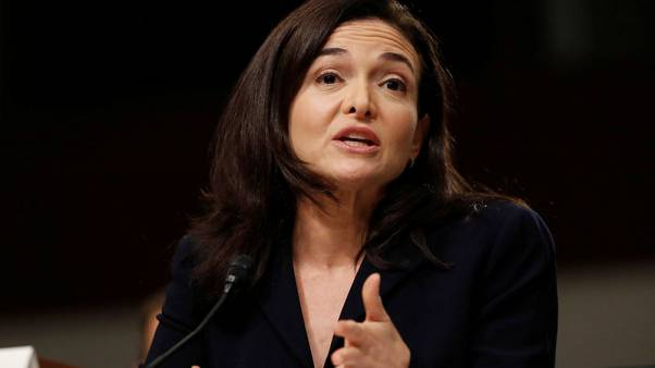 Facebook's Sandberg cites need to do more after reports of Russia meddling