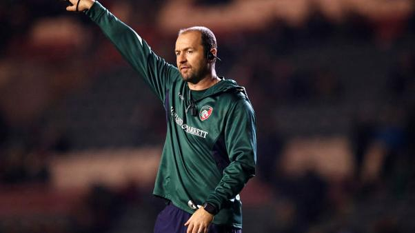 Leicester appoint caretaker boss Murphy as new head coach