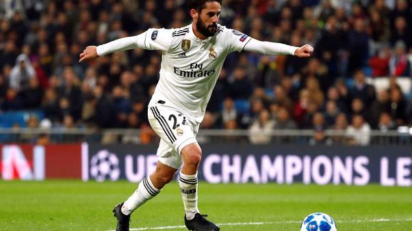 Isco is Real Madrid's most talented player - Marcelo