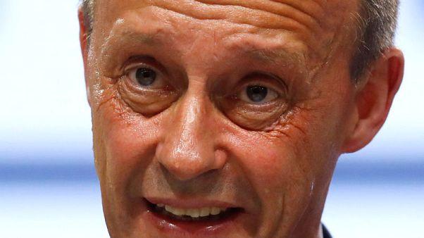 After losing German CDU leadership race, Merz eyes cabinet post
