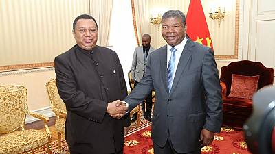 Organization of the Petroleum Exporting Countries (OPEC) applauds Angola Reforms during landmark visit