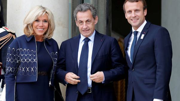 "France's Macron turns to Sarkozy amid ""yellow vest"" protests"