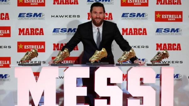 I never expected so much success - Messi