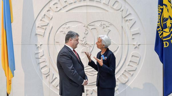 IMF approves $3.9 billion credit line for Ukraine ahead of elections