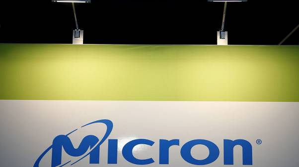 Micron quarterly revenue rises 16 percent