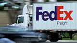 FedEx cuts 2019 view on European softness, global trade cool-down