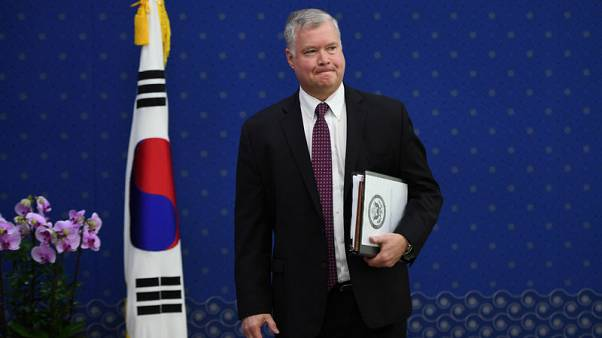 U.S. envoy on North Korea to visit South amid stalled nuclear talks