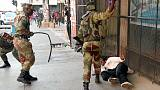 تحقيق في زيمبابوي: استخدام الذخيرة الحية لوقف العنف الانتخابي غير مبرر
