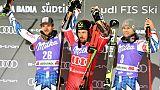 Ski alpin à Saalbach: les Bleus et Hirscher sur leur lancée