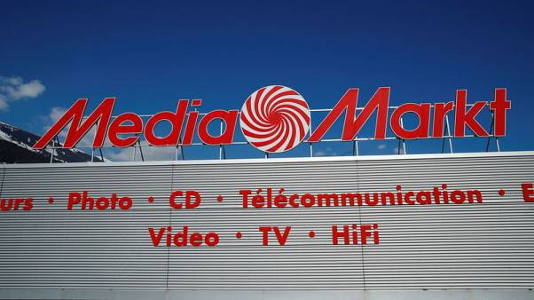 Electronics retailer Ceconomy gives downbeat forecast for 2018/19