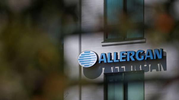 Allergan stops sales in Europe of breast implants linked to cancer
