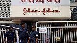 Indian drug inspectors seize J&J baby powder - source
