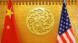 China, U.S. hold phone call on economic, trade issues