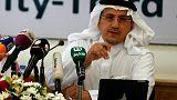 """محافظ المركزي السعودي يقول وضع العملة """"مطمئن جدا"""""""